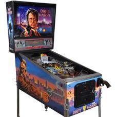 Williams Dirty Harry Pinball Machine